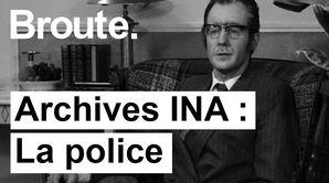 La police vue des années 60