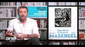 """""""Mon livre d'heures"""" - Frans Masereel - 21 cm de +"""