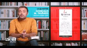 """""""Le Quartier"""" - Gonçalo M. Tavares - 21 cm de +"""