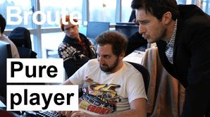 Rédacteur en chef d'un site en ligne d'info