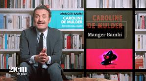 """""""Manger Bambi"""" - Caroline de Mulder - 21 cm de +"""