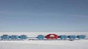 Halley 6 : le laboratoire des glaces
