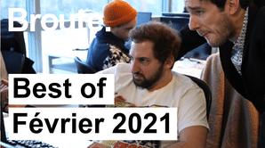 Best of Février 2021