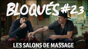 Les salons de massages