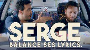 Serge balance ses lyrics