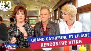 Quand Catherine et Liliane rencontrent Sting - Émission du 08 juin 2016