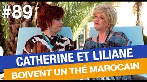 Catherine et Liliane boivent un thé marocain - Émission du 16 mars 2017
