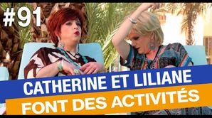 Catherine et Liliane découvrent la faune marocaine - Émission du 20 mars 2017