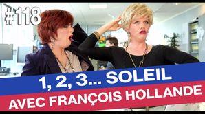 1,2,3.. Soleil avec François Hollande - Émission du 16 mai 2017