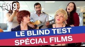 Le Blind Test - Spécial Films - Émission du 18 mai 2017