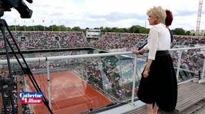 Catherine et Liliane à Roland Garros#3 - Émission du 08 juin 2017