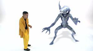 Alien 4 - Émission du 12 nov. 1997
