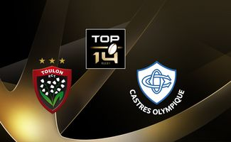 Rugby - Toulon / Castres