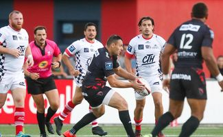 Rugby - Oyonnax / Biarritz