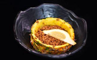 Crumble d'Ananas