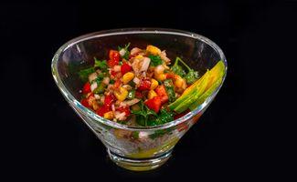Salade de Fonio