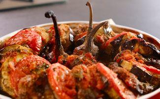 Kabab Benjan