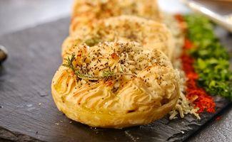 Tartelettes aux pommes de terre
