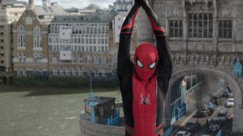 Spider-Man : Far from home, bonus offert : Bêtisier