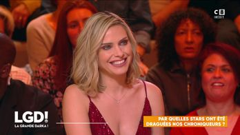 "Clara Morgane : ""Je me suis fait draguer par Will Smith"""