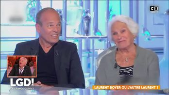 Laurent Boyer ou l'autre Laurent ?