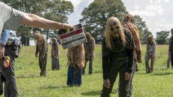 The Walking Dead S10 : Making of, 1re partie