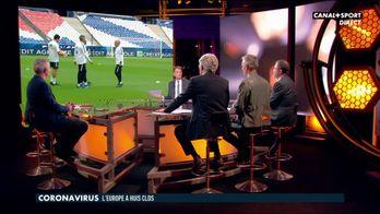 Débat animé du LateFC sur les matches amicaux de l'Equipe de France : Late Football Club