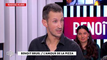 Benoit Bruel : l'amour de la pizza