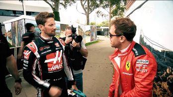 Le récit de l'annulation du Grand Prix d'Australie : Canal Sports Club