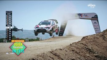 WRC : Ogier toujours en tête de l'étape du Mexique : Canal Sports Club