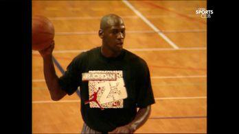 Michael Jordan : son altesse à Paris : Canal Sports Club