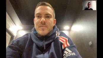 La réaction de Jordan Veretout, milieu de l'AS Rome : Canal Football Club