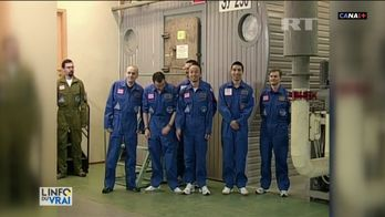 520 jours dans une capsule : six scientifiques simulent une mission sur Mars