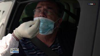 Dépistage du coronavirus à la Coréenne : les patients restent dans leur véhicule