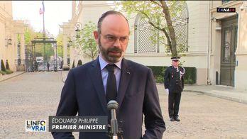 Remerciements du Premier ministre aux forces vives de la nation et appel à la grève de la CGT