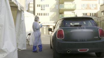 Un centre de dépistage réservé aux professionnels de santé a été mis en place à Paris