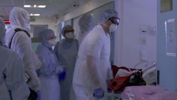 Covid-19 : Immersion au service réanimation d'une clinique