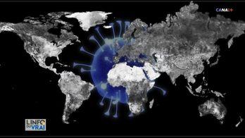 Tour du monde du coronavirus : 900 000 infectés et 44 000 morts