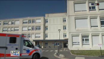 Loin du front, le CHU d'Angers se prépare à accueillir des malades