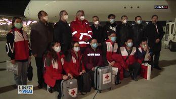 Chinois, russes et turcs viennent en aide à l'Italie pour vaincre le coronavirus