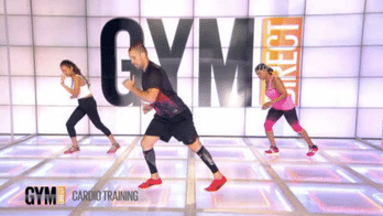 Mohamed : Cardio Training