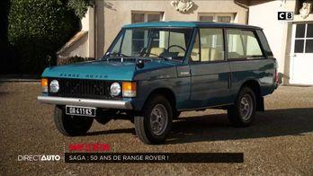 Saga : 50 ans du Range Rover !