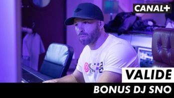"""Bonus """"DJ Sno"""""""
