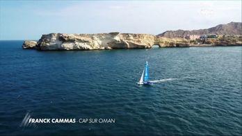 Franck Cammas Cap sur Oman : Canal Sports Club