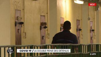 COVID-19 : la double peine des détenus