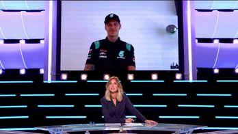 """Quartararo : """"Il n'y a pas de peur de reprendre, juste de l'envie"""" : Canal Sports Club"""