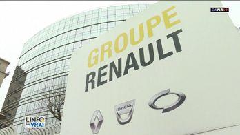 L'Etat accorde l'aide de 5 milliards d'euros au groupe Renault conditionnés au maintien de l'emploi