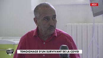 Témoignage d'un survivant de la Covid