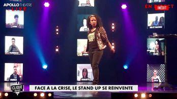 Face à la crise, le stand-up se réinvente