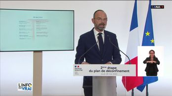Selon Edouard Philippe «La liberté, redeviendra la règle, l'interdiction constituera l'exception»